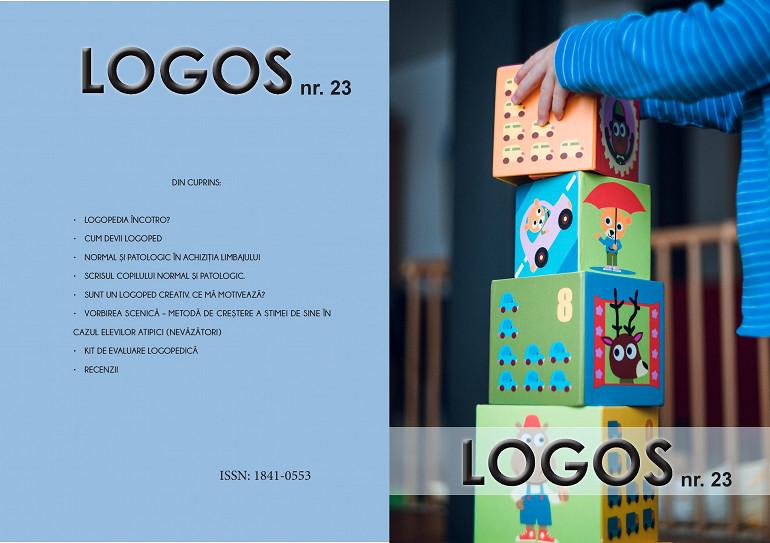 Imagine Articol - Revista Logos nr 23